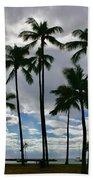 Poka'i Bay, Waianae, Hawaii  Beach Towel