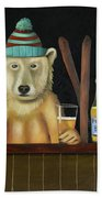 Polar Beer Beach Towel