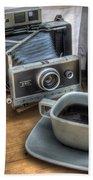 Polaroid Perceptions Beach Towel