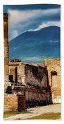 Pompeii Redeux Beach Towel
