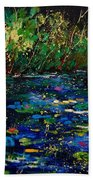Pond 459030 Beach Towel