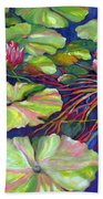 Pond 8 Pond Series Beach Towel