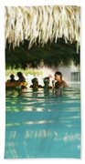 Pool Bar Beach Towel