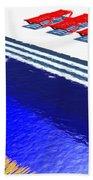 Pool Deck Beach Towel