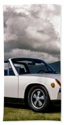 Porsche 914 Beach Towel