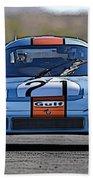 Porsche 917 Shorttail Beach Towel