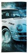 Porsche Carrera Rsr, 1973 - 23 Beach Towel
