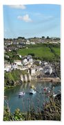 Port Isaac 1 Beach Towel