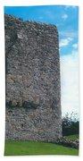 Portaferry Castle Beach Towel