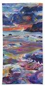 Porthdafarch 2 Beach Towel