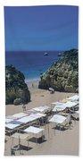 Portimao Beach Beach Towel