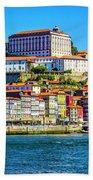 Porto Portugal Beach Towel