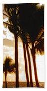 Portrait Of Paradise Beach Towel