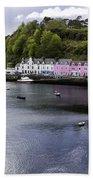 Portree Isle Of Skye Beach Sheet