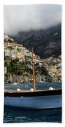 Positano By The Water Beach Towel