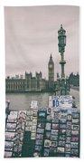 Postcards From Westminster Beach Sheet