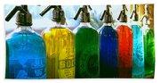 Pour Me A Rainbow Beach Sheet