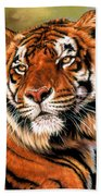 Power And Grace Beach Towel by Barbara Keith