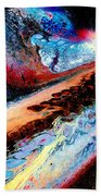 Powerful Force Beach Towel
