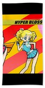 Powerpuff Girls Z Beach Towel