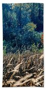 Prairie Edge Beach Towel