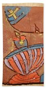 Prayer 29 - Tile Beach Towel