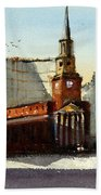 Presbyterian Church, Ny Avenue Washington Dc Beach Towel