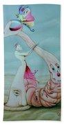 Pretty Noose--the Choking Halo Beach Sheet