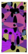 Pretty Picture Beach Towel