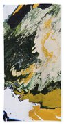 Primeval Beach Towel