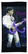 Prince 1958 - 2016 Beach Towel