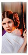 Princess Leia  Beach Towel