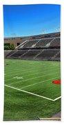 Princeton University Stadium Powers Field Beach Towel