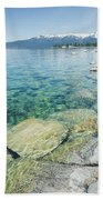 Pristine Waters Beach Towel