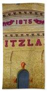 Pritzlaff Beach Towel