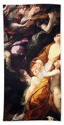 Procaccini's The Ecstasy Of The Magdalen Beach Towel