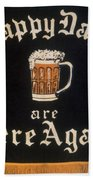 Prohibition: Repeal, C1933 Beach Towel