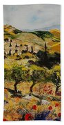 Provence 10080 Beach Towel