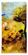 Provence 56 Beach Towel