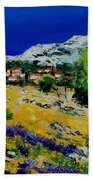Provence 569060 Beach Towel