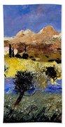 Provence 674525 Beach Towel