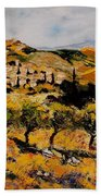 Provence10080 Beach Towel