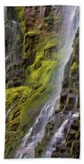 Proxy Falls Beach Towel