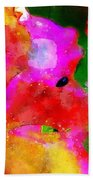 Psaumes 35-9 Beach Towel