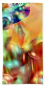 Psychedelic Xperiment Beach Towel