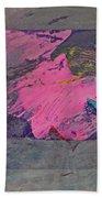 Psycho Warhol Beach Towel