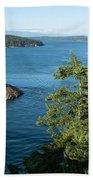 Puget Sound Beach Towel