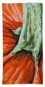 Pumpkin3 Beach Towel