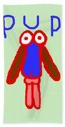Pup Beach Sheet