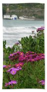 Purple And Pretty Beach Towel